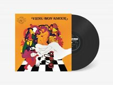 Paul Baillargeon & Dean Morgan - Viens, Mon Amour Soundtrack Vinyl LP TNAT001