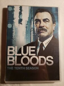 Blue Bloods: The Tenth Season (DVD,2020) New, Free Shipping