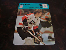 1979 Sportscasters---Bobby Clarke---Card # 31-03---4th Printing---Hard To Find