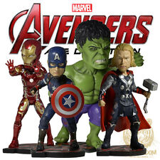 Avengers 2: Age of Ultron - NECA Head Knockers Extreme - SET OF 4 BOBBLEHEADS