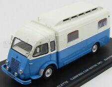 wonderful modelcar RENAULT GOELETTE CAMPING BUS NOTIN 1951 -blue /white - 1/43