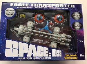 Space 1999 Eagle Transporter Die Cast Episode Collision Course Limited 1000