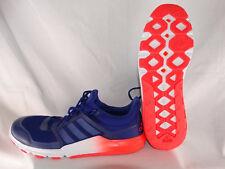 adidas adipure 360.3 M Trainer Sneaker AQ6135 blau-orange-weiß EU 50 UK 14