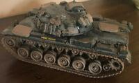 Corgi Patton Tank M48 A3 USMC 202154 Diecast Tank Military Toy Vehicle EUC
