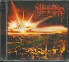 Apocalypse: Livre 66 Chapitre Premier-CD-mayhem-destroyer 666-tsjuder-macabre