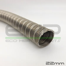 Webasto Exhaust Pipe Stainless Steel 22mm Flexible Per Meter 1m Lengths 337390