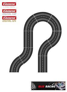 Carrera Digital124/132/Evo - Exclusiv, 3,1 m Schienen-Erweiterung NEUWARE!