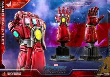 Hot Toys Avengers Endgame Réplique 1/4 Nano Gauntlet (movie Promo Edition) 19 cm
