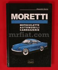 Moretti Motociclette Automobili Carrozzerie Book New