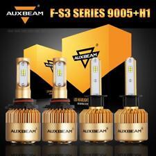 Auxbeam 9005+H1 LED Headlight Bulbs for Subaru Forester Impreza Outback Legacy