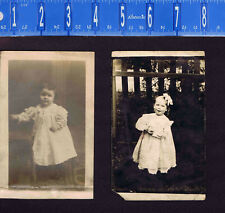 Beautiful Babies!!  -  REAL PHOTO RPPC Wounded Postcards Clearance