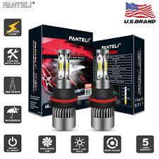 FANTELI 9007 HB5 LED Headlight Kit Hi/Lo 315000LM Car Light Bulbs 4300K Daylight