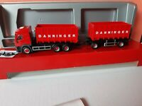Iveco  Danninger Transport & Recycling 94081 Fürstenzell Abrollcontainer HZG
