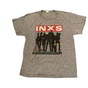 INXS Need You Tonight T-shirt Vintage