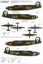 Xtradecal 1/72 Consolidated B-24H Liberator # 72025