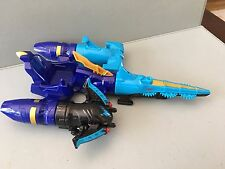 Power rangers megaforce dragonzord zord builder - Blue craft