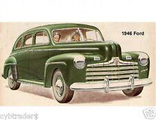 1946 Ford   Refrigerator Magnet