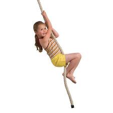 Fune di risalita senza nodi per bambini, ideale strutture da gioco da esterno