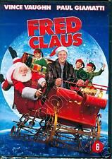 FRED CLAUS - VINCE VAUGHN - PAUL GIAMATTI - DVD - NIEUW - SEALED
