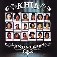 Gangstress [Clean] [Edited] by Khia (CD, Jul-2006, Warlock) New Sealed