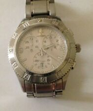 Movado Stainless Steel 2-Button Chronograph Men's Watch