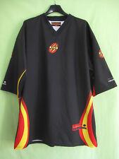 Maillot Rugby club Orléan RCO Vintage Black Lemon Noir Jersey - XXL