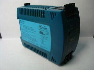 PULS ML30.101 POWER SUPPLY 25 WATT 100-240VAC INPUT 5-5.5VDC OUTPUT NNB