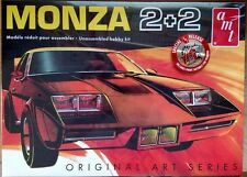 AMT Monza 2+2 Chevy 1/25 Scale Model Kit - AMT1019
