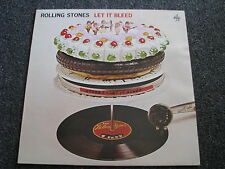 The Rolling Stones-Let it Bleed LP-1969 Germany-Rock-33 U/min-Album-Nova-6.21417