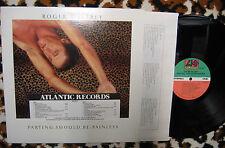 ROGER DALTREY Parting Should Be Painless 1985 USA vinyl LP Promo w/ timing strip