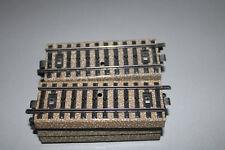 Märklin 5107 10 Stück gerades Gleis M-Gleis Spur H0