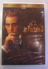 DVD LA PARRAIN 3 - Al PACINO / Eli WALLACH / Andy GARCIA - NEUF
