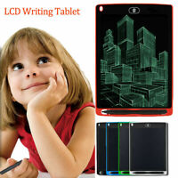8.5'' inch LCD Writing Drawing Tablet Pad Graphic Digital Boards Student Notepad