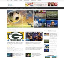 Top Daily Sports News Website Script Wordpress Autopilot Google Adsense