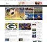 Top Daily Sports News Website Script - Wordpress, Autopilot, Google Adsense