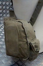 authentique vintage armée américaine MSA M17 gaz Sac bandoulière / de hanche