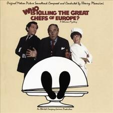 HENRY MANCINI - WHO IS KILLING THE GREAT CHEFS OF EUROPE? [ORIGINAL SOUNDTRACK]