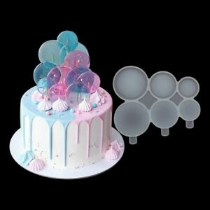 Heart Shaped Hexagon Decoration Tool Lollipop Mold Candy Mold Chocolate Molds