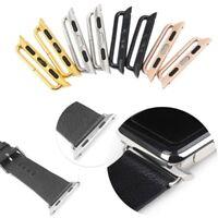 Neu für Apple Watch iWatch Band Adapter Kits Strap Verbindung 38mm 42mm Perfekt