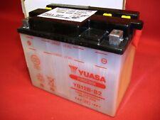Yuasa YB12B-B2 battery M221B2 genuine