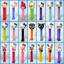 PEZ - HELLO KITTY - many DIFFERENT - Please select !!!