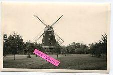 Foto : schöne alte Windmühle um 1930