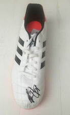 Certified: Obtained Personally R Signed Football Boots