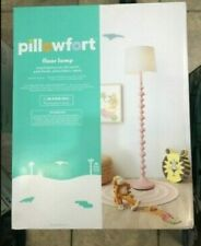 "Pillowfort Girls Spindle Design Floor Lamp ~ NEW Pink 60"" Tall"