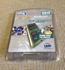 PNY Technologies - Optima Memory Upgrade Kit - 256 MB DDR-2 - New