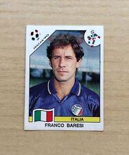 FIGURINE PANINI -  MONDIALI  ITALIA '90 - FRANCO BARESI  N°43 - NEW STICKER