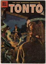 Dick Giordano Pedigree Collection Copy Lone Ranger's Companion Tonto #22 1956