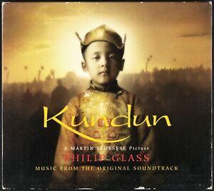 PHILIP GLASS - Kundun - CD