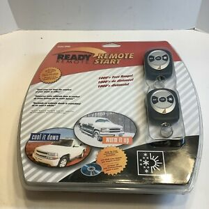 READY REMOTE CAR AND TRUCK REMOTE START MODEL 24926, New, Sealed
