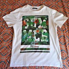 T-Shirt homme Gémo blanc (taille XL)